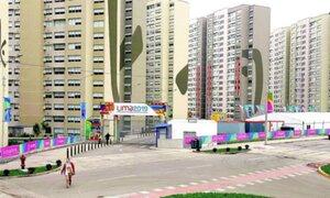 Oficializan implementación de Villa Panamericana para convertirla en un macro-hospital