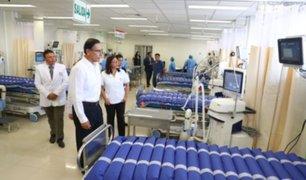 Coronavirus: Hospital de Emergencias de Ate atenderá a pacientes infectados