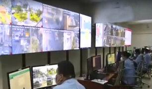 Toque de queda: controlan desde central de control que se cumpla medida