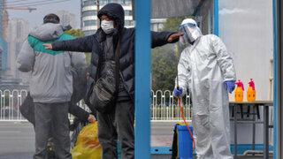 Estados Unidos registra 10 mil casos confirmados y 154 muertos por coronavirus