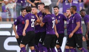 Fiorentina: reportan 10 casos positivos de COVID-19
