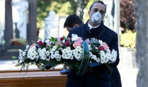Coronavirus: Italia registra 793 muertes en un día