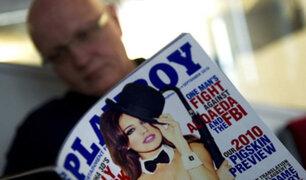 EEUU: coronavirus acelera final de la edición impresa de Playboy
