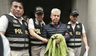 Defensa de Villanueva presentó hábeas corpus para traslado a clínica tras complicaciones en su salud