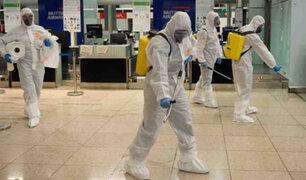 Coronavirus: EEUU pide a sus ciudadanos retornar del extranjero