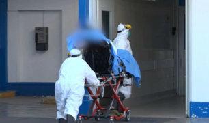 Coronavirus en Perú: tras 20 horas retiraron a la segunda víctima de la pandemia