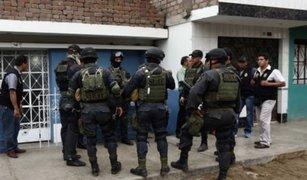 Continúan los operativos de control a peatones y choferes en el Callao