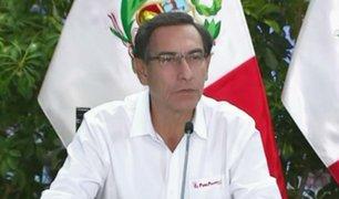 Presidente Vizcarra: Se elevó a  363 los casos positivos por coronavirus