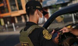 Ministro Morán confirma dos casos de coronavirus en la Policía Nacional