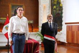 Estado de emergencia: Víctor Zamora Mesía asume cargo como nuevo Ministro de Salud