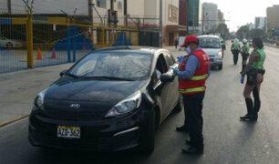 ATU lanza aplicativo para verificar si autos cuentan con autorización de circulación