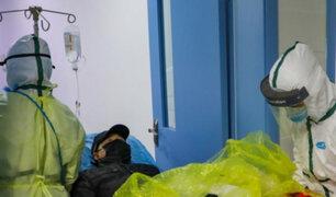 Coronavirus en Perú: 5 fallecidos y 318 contagiados