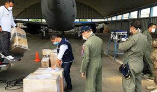 Médicos de UCI en Lima y provincias reciben 1,080 kits de protección