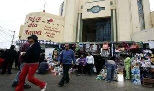 Municipalidad del Callao realizó operativo en Mercado Central para hacer cumplir medidas de higiene