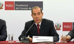 Ministro de Defensa plantea restricciones más estrictas a la libertad de movimiento