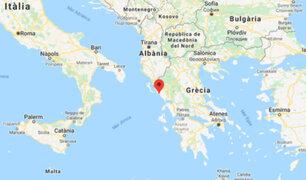 Sismo de 5,6 grados de magnitud deja daños materiales en el noroeste de Grecia