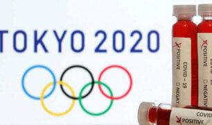 Tokio 2020: un deportista dio positivo a test anticovid
