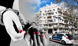 España: Ocho detenidos por celebrar orgía en Barcelona en cuarentena por el coronavirus