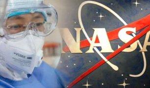 NASA evalúa el impacto de todas sus misiones por el coronavirus