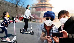 China: por tercer día consecutivo no ha detectado nuevos contagios locales