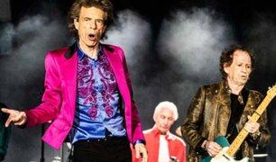 Los Rolling Stones posponen gira mundial por el coronavirus