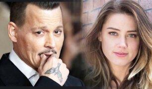 Juicio de Johnny Depp se postergó por el coronavirus