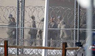 EEUU: registran primer caso de Covid-19 entre presos