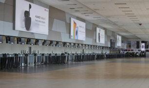 Covid-19: tras cierre de aeropuerto vuelos especiales ingresarán por Grupo N° 8