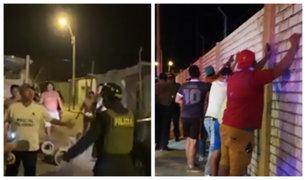 Ciudadanos siguen sin acatar aislamiento social en el interior del país