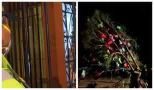 Denuncian realización de fiestas en San Borja y Mala en medio de estado de emergencia