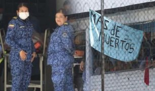 Motín carcelario en Colombia deja 23 muertos en medio de pandemia