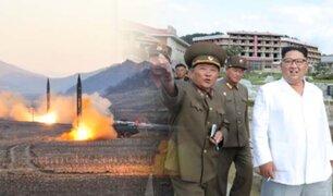 Corea del Norte lanza dos nuevos misiles de prueba en plena pandemia