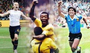 Canal de YouTube de la FIFA subirá partidos completos de los mundiales por cuarentena