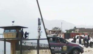Trujillo: motín por coronavirus en el penal El Milagro