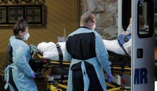 Estados Unidos registró 100 muertos por coronavirus en un solo día