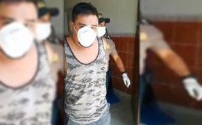 Identifican a motociclista que provocó intensa persecución y balacera en toque de queda