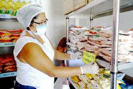 Qali Warma distribuyó más del 80 % de alimentos a escolares de todo el país