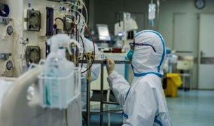 Cifra de médicos infectados por COVID-19 en el país subió a 23, según FMP