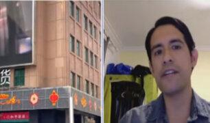 Periodista sobre Covid-19 en China: no se registran contagios por quinto día consecutivo