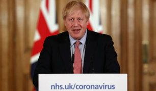 Coronavirus en Reino Unido: Boris Johnson ordenó confinamiento obligatorio