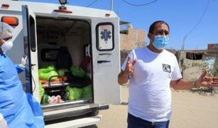 Descartan 103 casos sospechosos de coronavirus en Áncash
