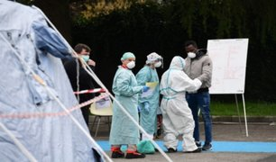 Coronavirus en Italia: a más de 6 mil asciende cifra de fallecidos