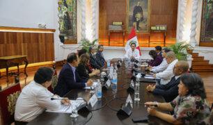 Coronavirus en Perú: Presidente Vizcarra se reunió más de dos horas con Consejo de Estado