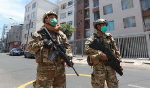 Estado de emergencia: se reduce presencia militar y policial en las calles de Lima