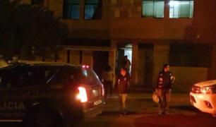 Arequipa: sujeto asesina a su conviviente de 10 puñaladas y es delatado por su madre