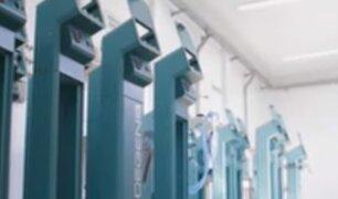 Ingeniero de la UNI fabrica prototipo de respirador mecánico