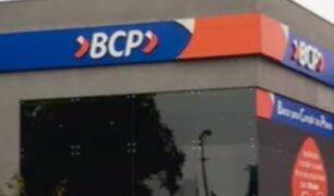 BCP dona S/100 millones para familias afectadas por el coronavirus