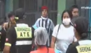 Estado de emergencia: ambulantes no acatan aislamiento obligatorio