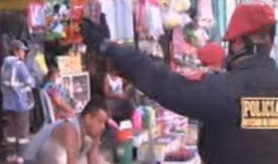 Callao: comerciantes y ciudadanos detenidos por no acatar aislamiento