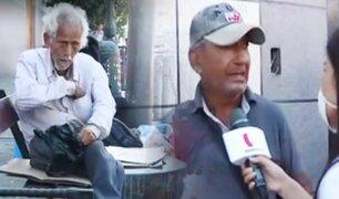 Comedor de las Nazarenas está cerrado y muchos adultos mayores quedaron desamparados
